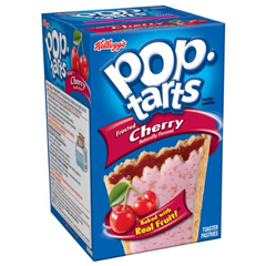 BFVKEL31832 - Kellogg'sPop-Tarts® Frosted Cherry Toaster Pastries