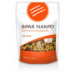 BFVKEL486511 - Bear NakedGranola Fruit/Nut