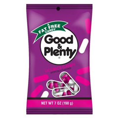 BFVLEA70216 - Hershey Foods - Good & Plenty