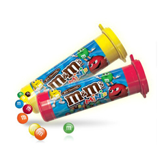 BFVMMM003237 - M & M MarsM&Ms Milk Chocolate Minis Tube