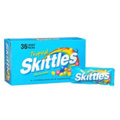 BFVMMM01163-BX - M & M MarsTropical Skittles