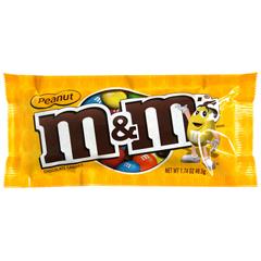 BFVMMM01232 - M & M MarsM&Ms Peanut Candies