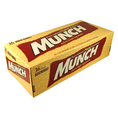 BFVMMM11110-BX - M & M MarsSnickers Munch Bar
