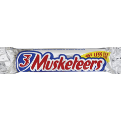 BFVMMM24603-BX - M & M Mars3 Musketeers 2 To Go