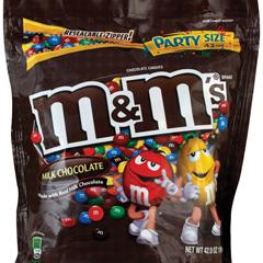 BFVMMM32438 - M & M MarsM&Ms Milk Chocolate 42 oz Bag Bulk