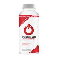 BFVNAW00510 - Powered OnNatural Energy Drink 16.9 oz. - Dragonfruit Tangerine