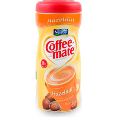 BFVNES12345 - NestleCoffee-mate Hazelnut Powdered Creamer Canister