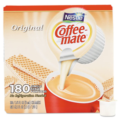 BFVNES35120 - Nestle - Coffee-mate® Original Liquid Creamer Singles