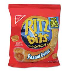 BFVNFG06833 - Nabisco - Ritz Bits Peanut Butter Sandwich