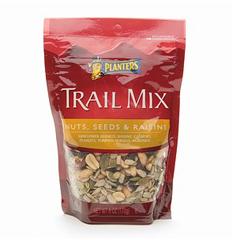 BFVNFG07878 - Wrigley'sPlanters Trail Mix Nut, Seed, Raisins