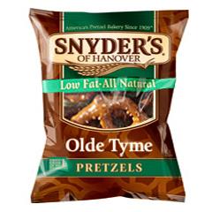 BFVSNY02218 - Snyder'sOlde Tyme Pretzels