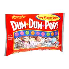 BFVSPN321 - SpanglerDum Dum Pops
