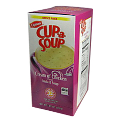 BFVTJL03485 - LiptonCup-A-Soup Cream of Chicken