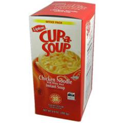 BFVTJL03487 - LiptonChicken Noodle Cup-A-Soup