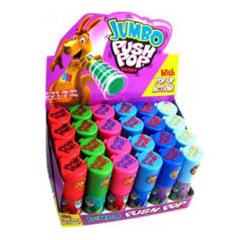 BFVTOP903-BX - Topps Company - Push Pop Display Box