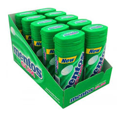 BFVVAM1490316-BX - Perfetti Van MelleMentos Gum Pure Fresh Spearmnt
