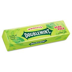 BFVWMW23003-BX - Wrigley'sDoublemint Gum 6 Stick