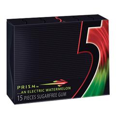 BFVWMW23436-BX - Wrigley's5 Gum Prism Electric Watermelon