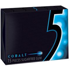 BFVWMW51220-BX - Wrigley's5 Gum Cobalt Slim Pack