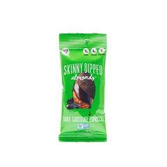 BFVWWT00009 - Dot Foods - Skinny Dipped Almonds, Espresso, 1.5 oz., 40/CS