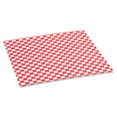 BGC057700 - Grease-Resistant Red Check Sheets
