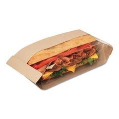 BGC300080 - Bagcraft Papercon® Dubl View® Sandwich Bags