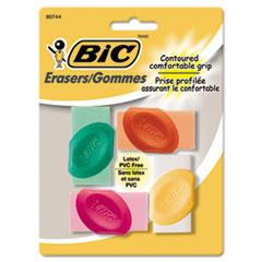 BICERSGP41AST - BIC® Eraser with Grip