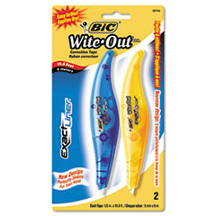 BICWOELP21 - BIC® Wite-Out® Brand Exact Liner® Correction Tape Pen