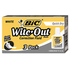 BICWOFQD324 - BIC® Wite-Out® Brand Quick Dry Correction Fluid