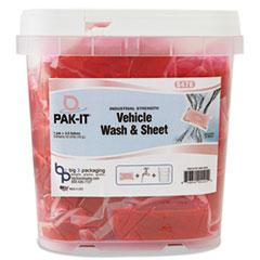 BIG547820003200 - PAK-IT® Vehicle Wash & Sheet