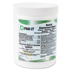 BIG5611202240CT - PAK-IT® Neutral Disinfectant Surface Cleaner