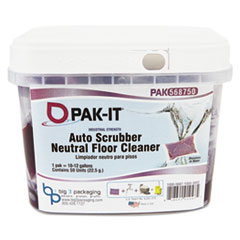 BIG568720003200 - PAK-IT® Auto-Scrubber Neutral Floor Cleaner
