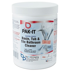 BIG5722102020EA - PAK-IT® Basin, Tub and Tile Cleaner