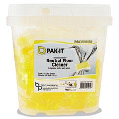 BIG573520003400 - PAK-IT® Neutral Floor Cleaner