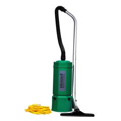 BISBG1006 - BissellBigGreen Commercial High Filtration Backpack Vacuum