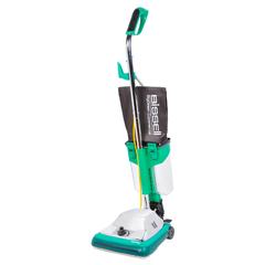 BISBG101DC - BissellBigGreen Commercial ProCup Comfort Grip Handle Upright Vacuum