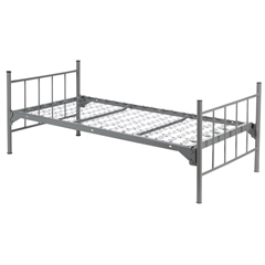BLAMIL150RD3675BED - Blantex - 36 x 75 Military Bunkable Bed - 1-1/2 Round Tube