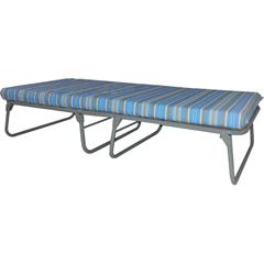 BLAXK-5XL78 - Blantex - 33.5 x 78 Long Folding Bed with 3.12 Foam Mattress