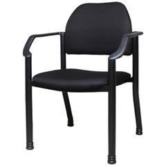 BLI1051130125 - Blickman Industries - Vinyl Patient Room Chair With Arms
