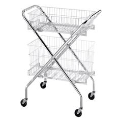 BLI2422440000 - Blickman Industries - Folding Utility Cart