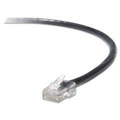 BLKA3L98003BLK - Belkin® CAT6 UTP Computer Patch Cable