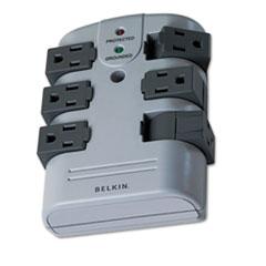 BLKBP106000 - Belkin® Pivot Plug Surge Protector