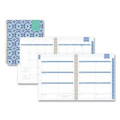 BLS101411 - Blue Sky Day Designer Tile Weekly/Monthly Planner