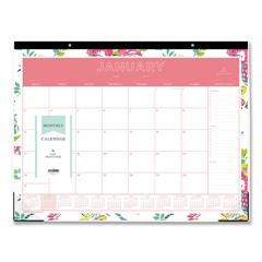 BLS103631 - Day Designer Desk Pad Calendar, 22 x 17, 2019