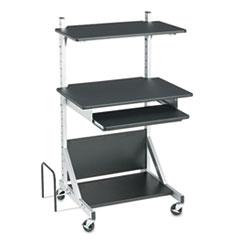 BLT42551 - BALT® Totally Adjustable Sit/Stand Mobile Workstation