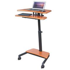 BLT90459 - BALT® Up-Rite Mobile Sit/Stand Workstation