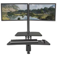 BLT90531 - BALT® Up-Rite Desk Mounted Sit/Stand Workstation