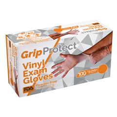 BAYGP1403 - GripProtect - Vinyl Exam Gloves