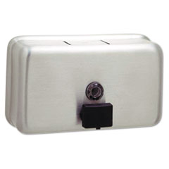 BOB2112 - ClassicSeries® Horizontal Surface-Mounted Soap Dispenser