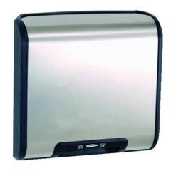 BOB7128115V - Bobrick TrimLine ADA Automatic Hand Dryer